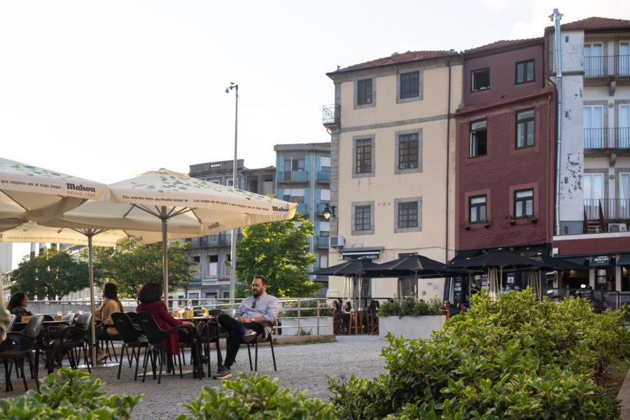 Bar à Porto Praça dos Poveiros