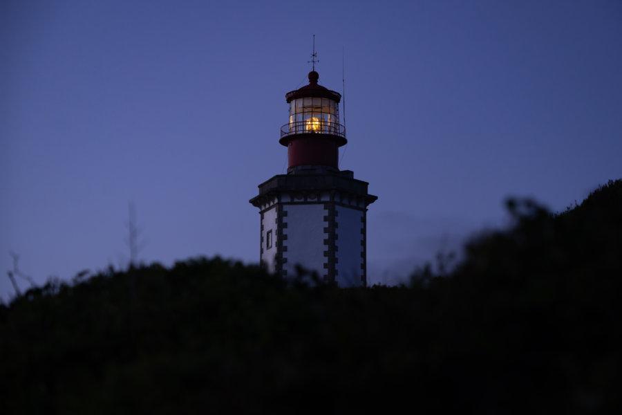 Phare du Cabo Espichel dans la nuit