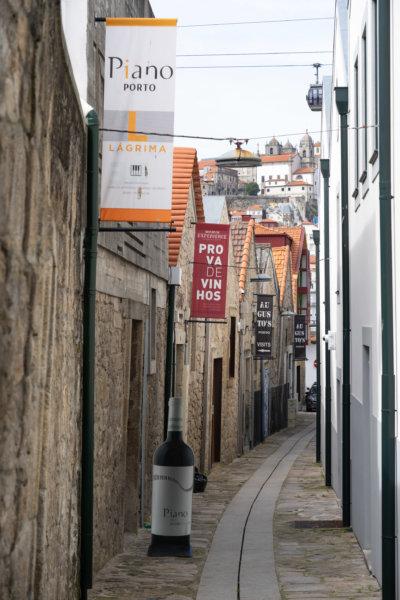 Caves à vin, entrepôts de Porto à Vila Nova de Gaia