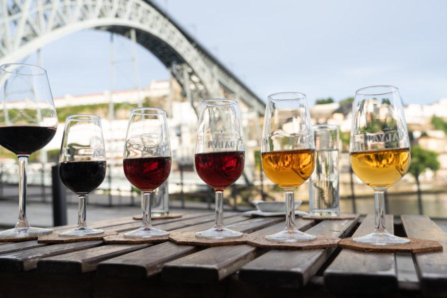Dégustation de Porto chez Bacchus Vini à Porto