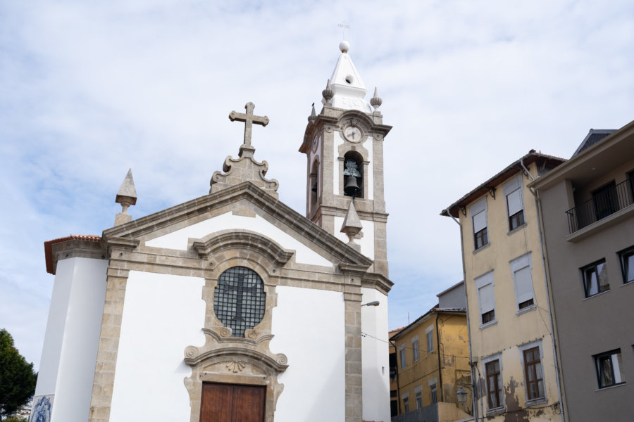 Eglise à Vila Nova de Gaia