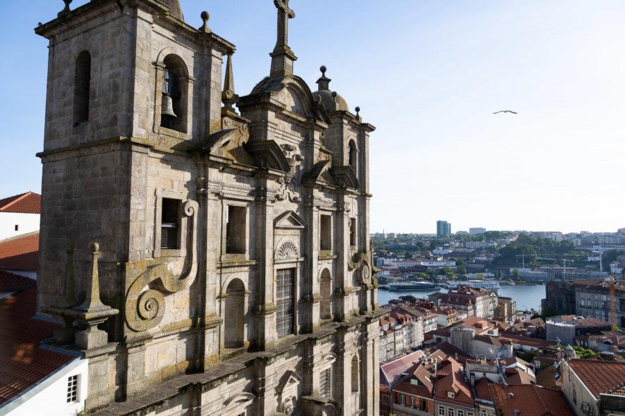 Eglise des Grilos à Porto