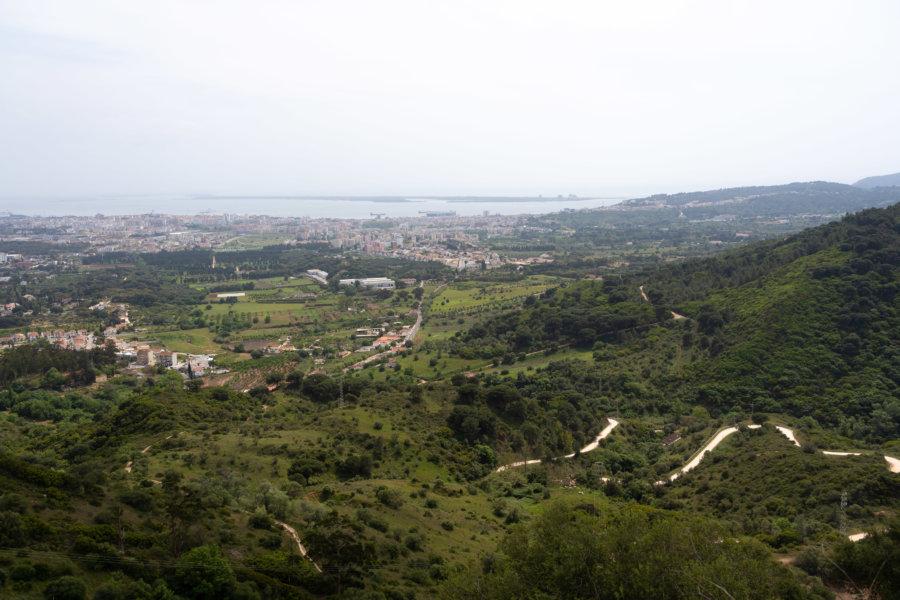 Palmela et la Serra da Arrábida