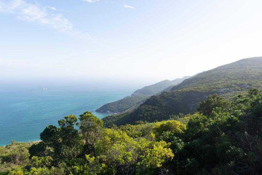 Parc naturel d'Arrábida, péninsule de Setúbal