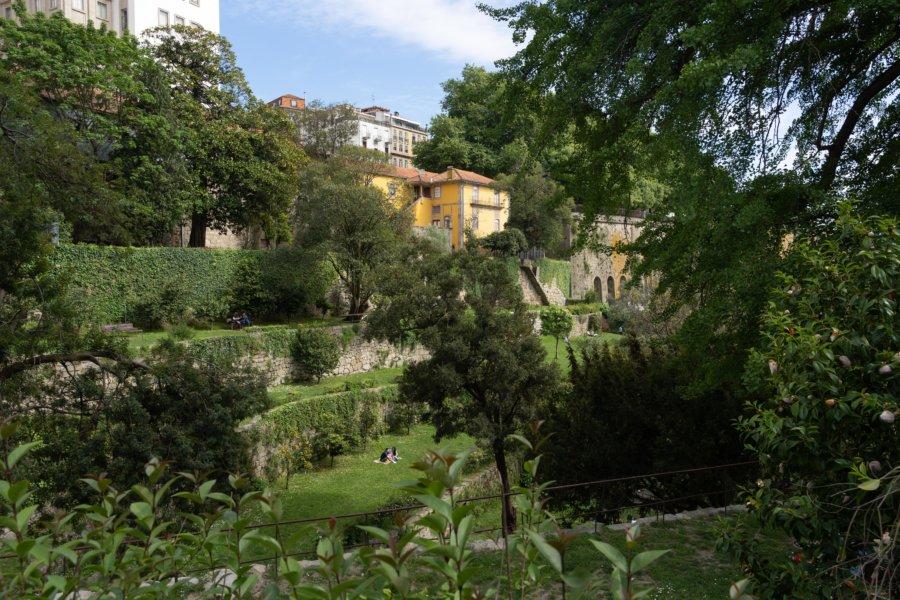 Parque das Virtudes à Porto