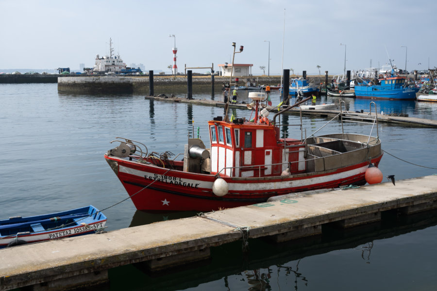 Port de Setúbal, Portugal