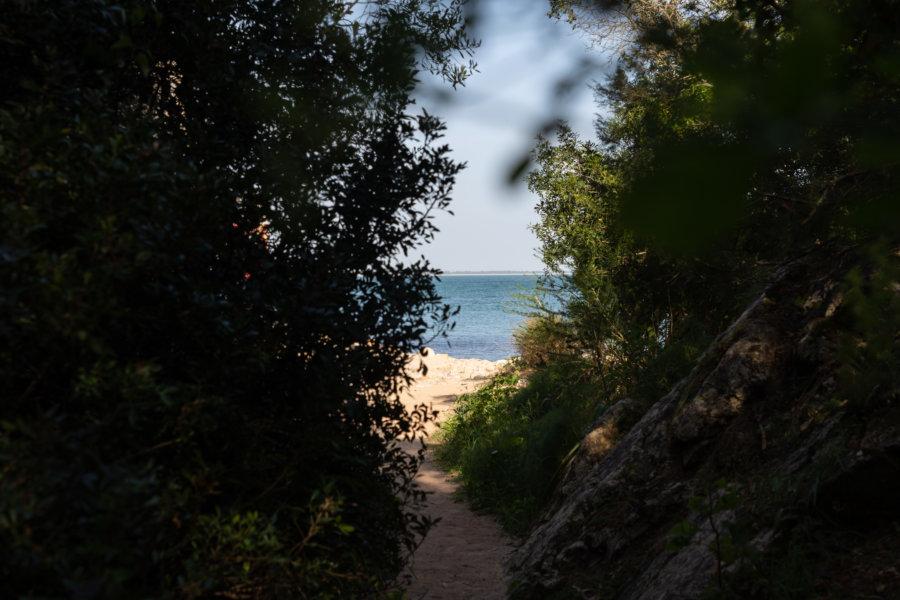 Praia de Alpertucho, Portinho da Arrabida