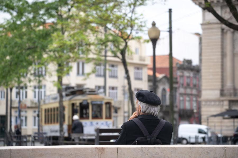 Quartier Bolhao à Porto