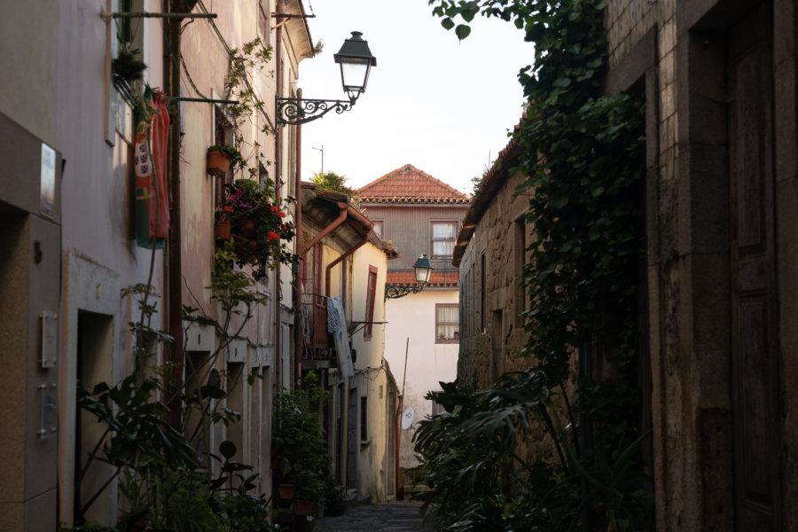 Ruelle Sant'Ana à Porto, Portugal