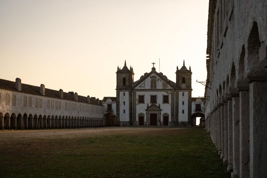 Sanctuaire Nossa Senhora, Cabo Espichel