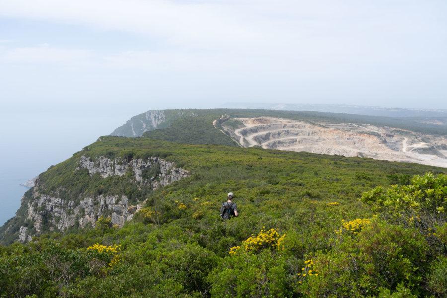 Randonnée à Arrabida : Serra do Risco