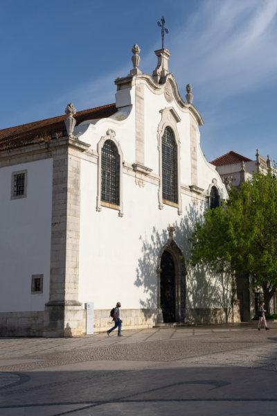 Eglise Sao Juliao à Setubal