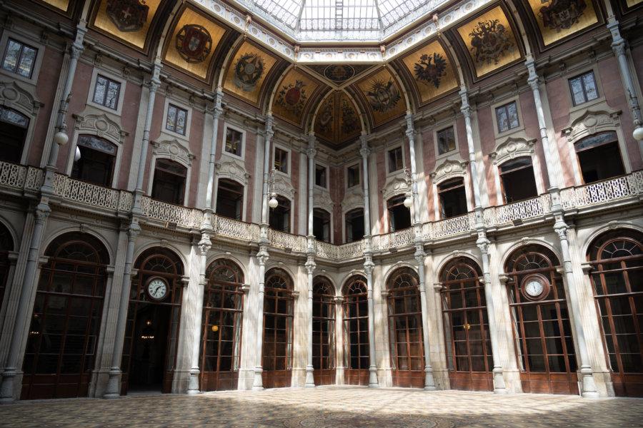 Visite du Palacio da Bolsa à Porto