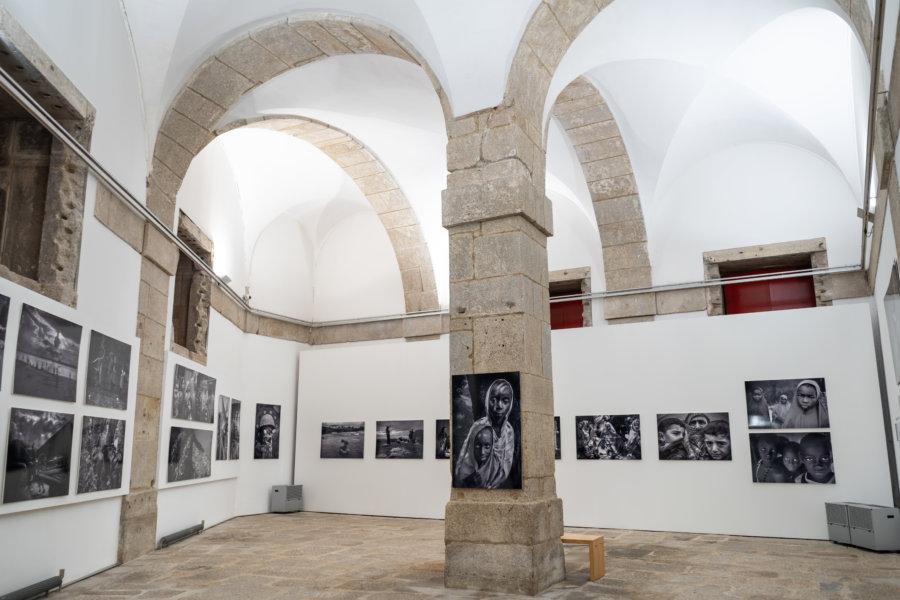 Visite du centre de la photographie à Porto