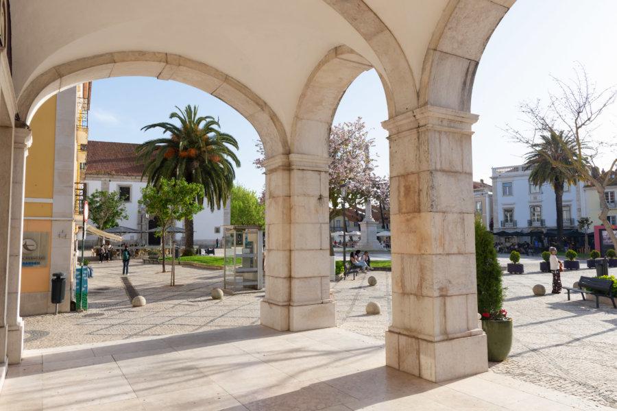 Visite de la ville de Setubal au Portugal
