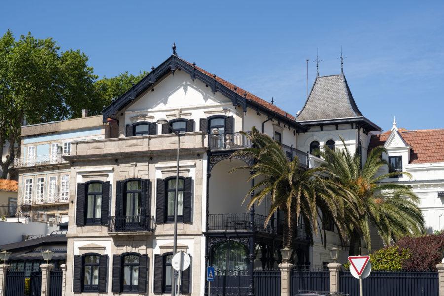 Maisons à Foz do Douro, Porto